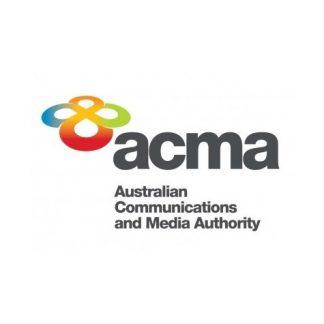 ACMA Licence