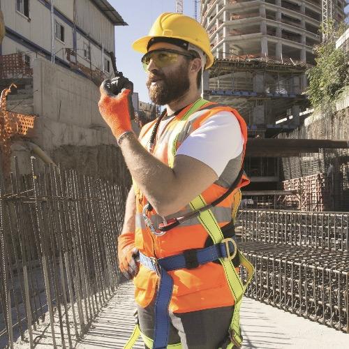 Construction Two-Way Radios