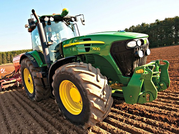 Farm Machine & Vehicle Communications