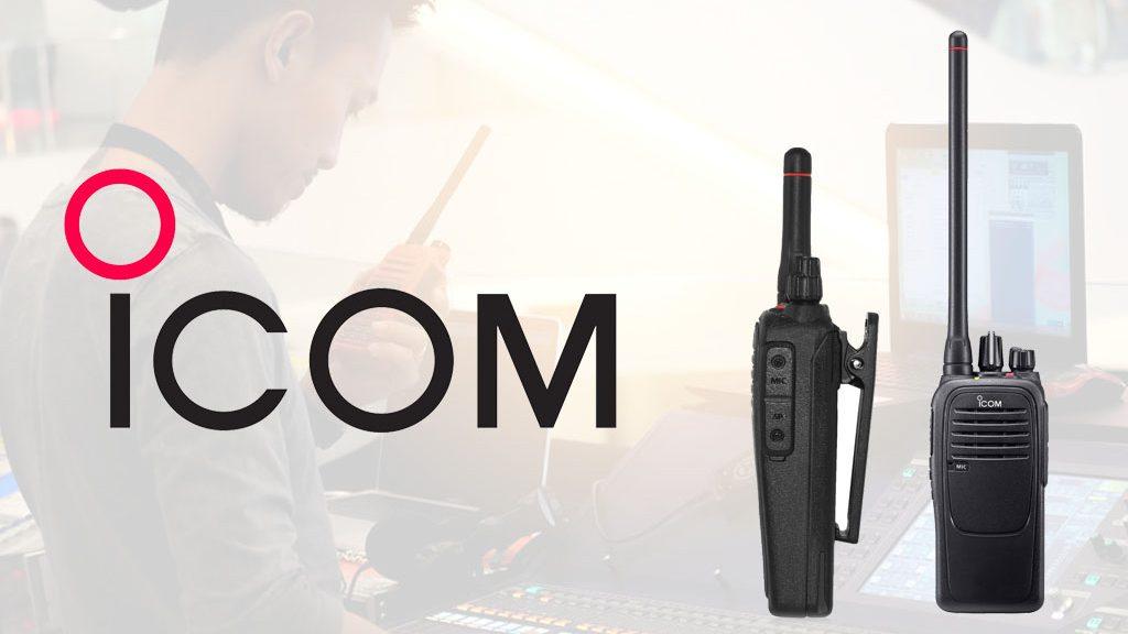Icom Two Way Radios