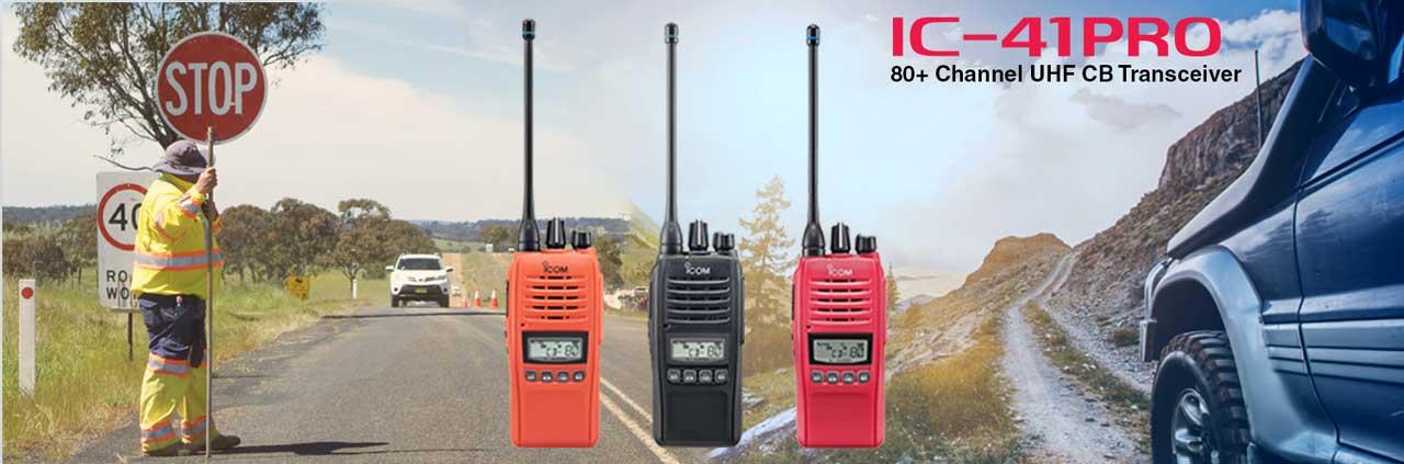 Icom IC-41Pro