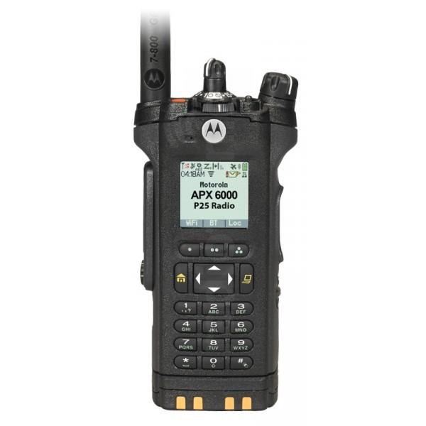 Motorola APX6000 Accessories
