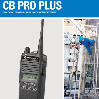 Motorola CB Pro Plus (Brochure)