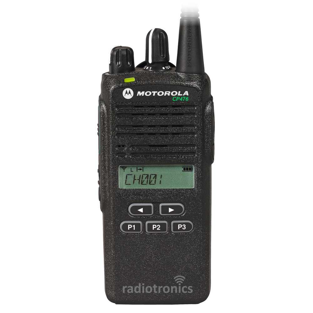 Motorola CP476 Accessories