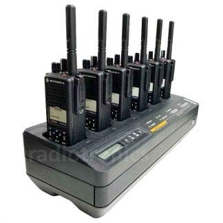Motorola DP4800e 6 Pack Bundle (MUC)