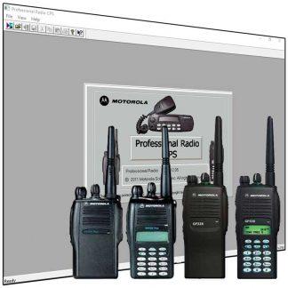 Motorola GP328 & GP338 Programming Software