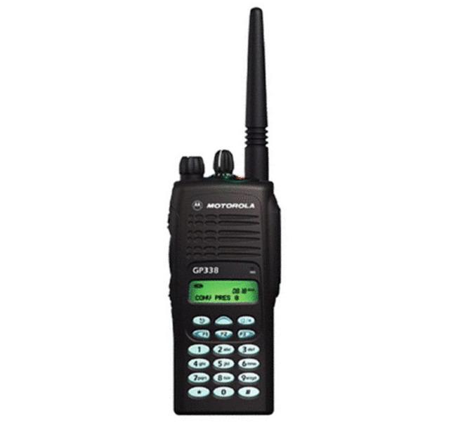 Motorola GP338 Accessories