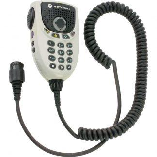 Motorola HMN4079 APX & XTL Enhanced Alphanumeric Hand Microphone