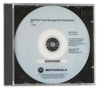 Motorola IMPRES Battery Management Software