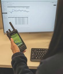 Motorola Mototrbo Ion For Security