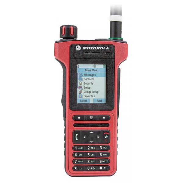 Motorola MTP8000EX: (MTP8500Ex & MTP8550Ex) Accessories