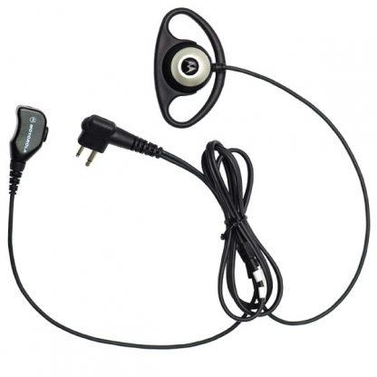 Motorola CP476 & DEP450 D-Shape Earpiece