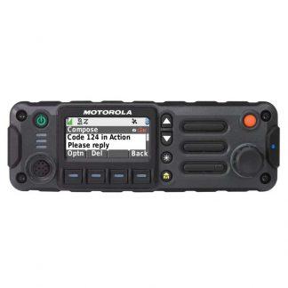 Motorola O2 APX Control Head