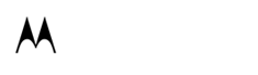 Motorola Solutions Logo (Inverted)